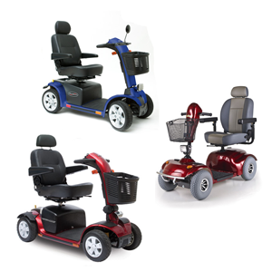 Full-Luxury Scooters