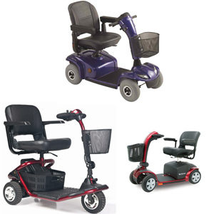 Mid-Size Scooters