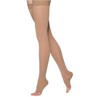 Open-Toe Compression Stockings Store