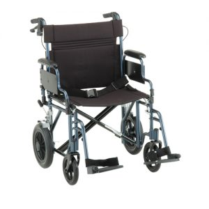 Nova Heavy Duty Transport Chair 332