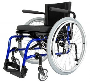 Quickie 2 Lite Wheel chair | Los Angeles