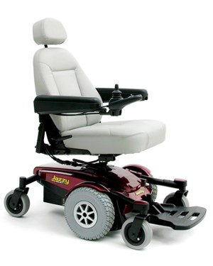 Jazzy Select 6 Power Wheelchair | Los Angeles