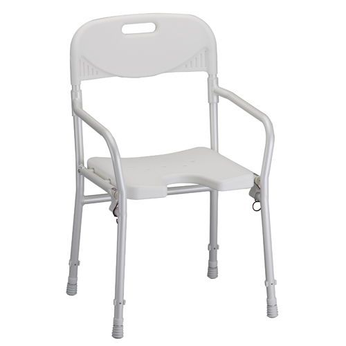Shower Chair (Foldable with arms) | Los Angeles | Santa Monica