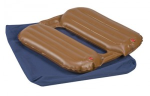 Twin Inflatable Air Seat Cushion