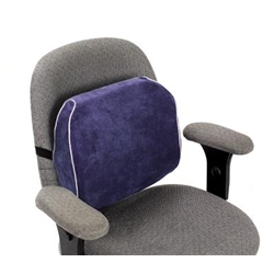 Lumbar Back Support Memory Foam Cushion
