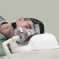 CPAP Multi Mask Sleep Pillow