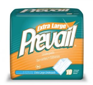 Prevail PV-410 | Disposable Underpads