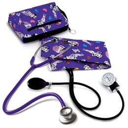 Stylish Nurse Blood Pressure Kit