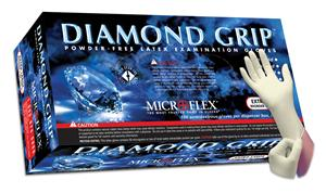 Diamond Grip | Latex Gloves
