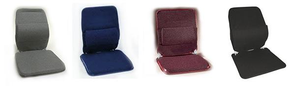 SacroEase Lumbar Support Seat |  BRSM