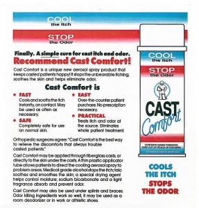 Cast Comfort PDF
