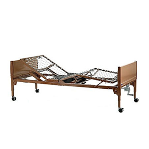 Used Semi - Electric Hospital bed
