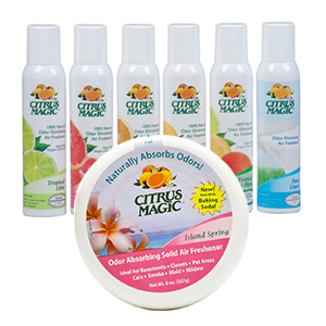 citrus magic | odor elimination