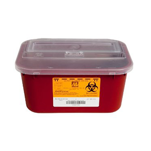 Medium Sharps Container | Los Angeles | Santa Monica