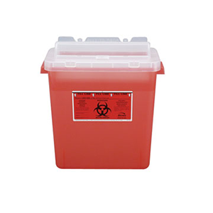 Large Sharps Container | Los Angeles | Santa Monica
