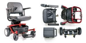 PTC LiteRider | Power Wheelchair | Los Anegeles
