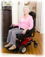 Power Chair retailer in Los Angeles