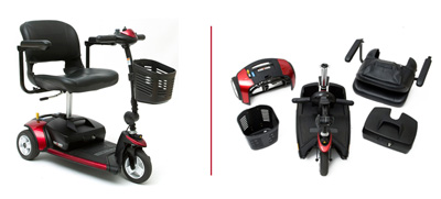 Mobility Scooter Rentals In Los Angeles