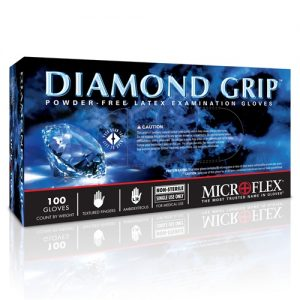 Diamond Grip   Latex Gloves   Los Angeles   Santa Monica
