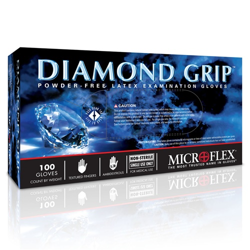 Diamond Grip | Latex Gloves | Los Angeles | Santa Monica