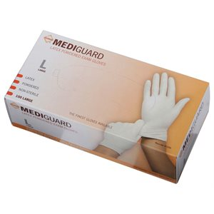 Mediguard Latex Gloves | Los Angeles | Santa Monica