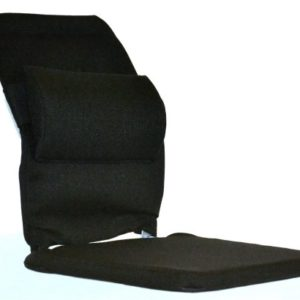 Sacro-Ease | Standard Back Support Seat | W/Extra Cushion | Los Angeles