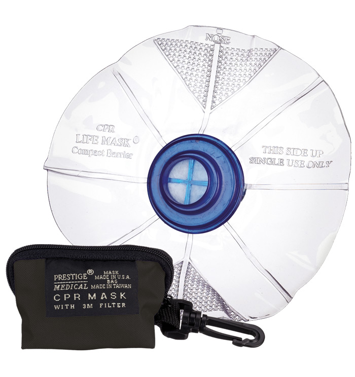Wishing Well Medical | First Aid | CPR Mask With 3M Filter