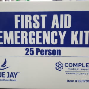 Wishing Well Medical | First Aid | 25 Person Emergency Kit