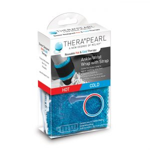 Wishing Well Medical | TheraPearl Ankle/Wrist Wrap | Hot & Cold Therapy