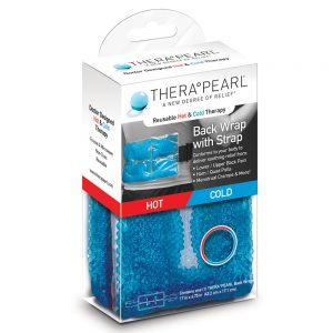 Wishing Well Medical | TheraPearl Back Wrap | Hot & Cold Therapy