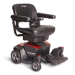 Go Chair | Power Wheelchair